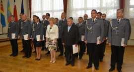 Święto Policji w powiecie radziejowskim [ZDJĘCIA] Kto awansował?