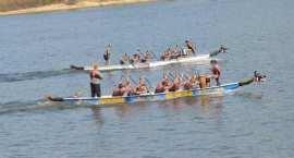 Smocze łodzie, narty wodne...W ten weekend nie zabraknie atrakcji we Włocławku