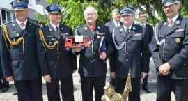 Awanse, medale i odznaczenia. Święto strażaków we Włocławku za nami [ZDJĘCIA]
