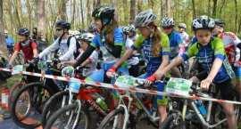 Blisko 300 kolarzy górskich rywalizowało we Włocławku [WYNIKI, ZDJĘCIA]