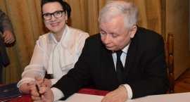 Jarosław Kaczyński odwiedził Włocławek [ZDJĘCIA]