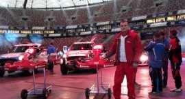 Największe show w Polsce: Włocławianin najlepszy na stadionie narodowym