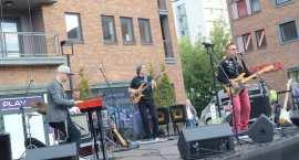 Koncert Bluesa przy Wzorcowni we Włocławku
