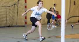 Międzywojewódzkie Mistrzostwa Młodzików w Badmintonie