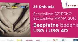 Bezpłatne badania USG w ramach ogólnopolskiej akcji społecznej w niedzielę we Włocławku