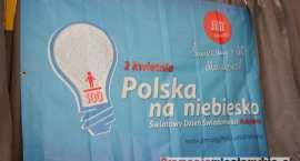 Obchody Światowego Dnia Świadomości Autyzmu we Włocławku cz. 1 - 08.04.2015