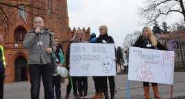 Marsz milczenia przeszedł ulicami Włocławka [FOTO, VIDEO]