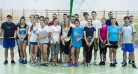 Przez badmintona do miłości. Walentynkowy Turniej Badmintona Mikstów za nami!