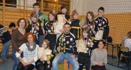 Mistrzowie Regionu Kujawsko-Pomorskiego Karate Kyokushin z Wilkowic !!!