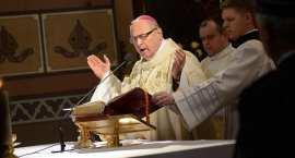 """Biskup Mering zapowiada poważne zmiany: """"Podjąłem decyzję o przyspieszonych wyborach…"""""""
