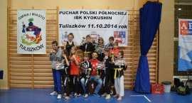 Wojownicy z Wilkowic medalistami Pucharu Polski Północnej