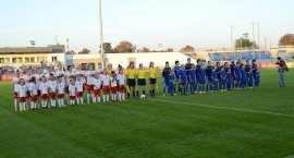 Mecz Polska – Bośnia i Hercegowina na wielkie otwarcie  stadionu we Włocławku [ZDJĘCIA]