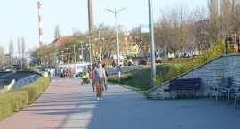 Włocławek odwiedza coraz więcej turystów