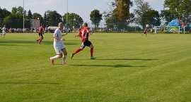 Mecz piłki nożnej o Puchar Wójta Gminy Włocławek
