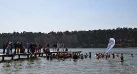 Rusza sezon na włocławskich kąpieliskach. Skorzystaj z wyciągu do nart wodnych i wake'a