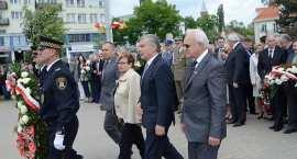 Włocławek uczcił 69 rocznicę zakończenia II Wojny Światowej [VIDEO]