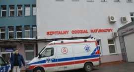 Ordynator ze szpitala we Włocławku zawieszony