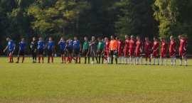 Mecz Piłki nożnej o Puchar Wójta Gminy Włocławek - fotorelacja