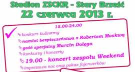 III Święto Żuru Kujawskiego - Stary Brześć 2013