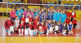 I Turniej Mini Siatkówki Dziewcząt w Choceniu za Nami