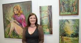 Wywiad z utalentowaną artystką Iwoną Kruszczyńską.