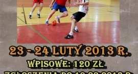 Powalczą o Superpuchar Choceńskiej Ligi Futsalu