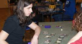 Warsztaty strategicznych gier bitewnych w Starej Remizie