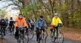 Rajd rowerowy z Prezydentem Włocławka