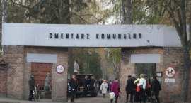 Zmiana organizacji ruchu w obrębie cmentarza w dniu Wszystkich Świętych.