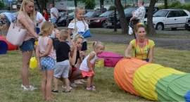Dzień Dziecka na Bulwarach we Włocławku