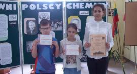 Matematyczne sukcesy uczniów Szkoły Podstawowej w Smólniku