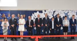 Otwarcie Sali Sportowej w Kruszynie