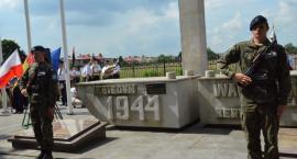 Obchody 2018 przy Pomniku  Sapera we Włocławku