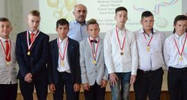 Sportowcy z Powiatu Włocławskiego nagrodzeni [ZDJĘCIA]