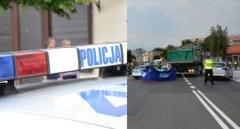 Śmiertelny wypadek w Lipnie. Kobieta zginęła pod kołami ciężarówki
