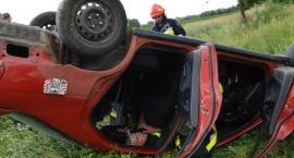 Akcja ratownicza w Boniewie