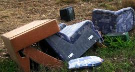 Będzie można pozbyć się odpadów wielkogabarytowych. To już ostatnia zbiórka ...