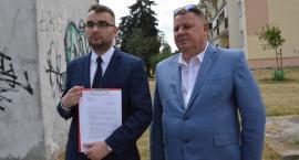 Co się zmieni na osiedlu Południe we Włocławku? SLD interweniuje u Prezydenta Włocławka