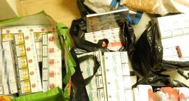 W dwóch sklepach w powiecie radziejowskim sprzedawano nielegalne papierosy [FOTO]
