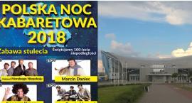 Polska Noc Kabaretowa 2018 we Włocławku. Tym razem zaskoczą wszystkich