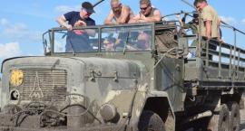 VII Kujawski Zlot Pojazdów Militarnych 2018 w Choceniu [ZDJĘCIA]