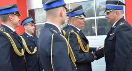 Nowy komendant  Straży Pożarnej we Włocławku [ZDJĘCIA]