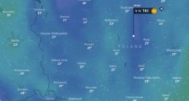 Nad Włocławek i okolice nadciągają burze. Sprawdź radar pogodowy [OSTRZEŻENIE]