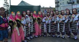 Koncert Zespołu Kujawy i zespołu folklorystycznego  Karagöz z Turcji we Włocławku [ZDJĘCIA]