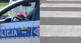 Kobieta potrącona na pasach we Włocławku. Z obrażeniami trafiła do szpitala