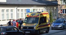 Wypadek przy Łęgskiej we Włocławku. 21 latka w szpitalu
