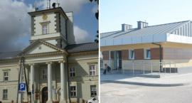 Nowa odsłona dworca i ratusza w Brześciu Kujawskim