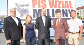 Koalicja Obywatelska we Włocławku: Pis wziął miliony, a podatki podniósł 34 razy