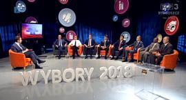 Debata przedwyborcza 2018 kandydatów na Prezydenta Włocławka. Politycy komentują