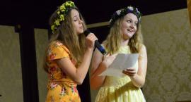 Koncert uczniów ZSM w Uzdrowisku Wieniec - Zdrój